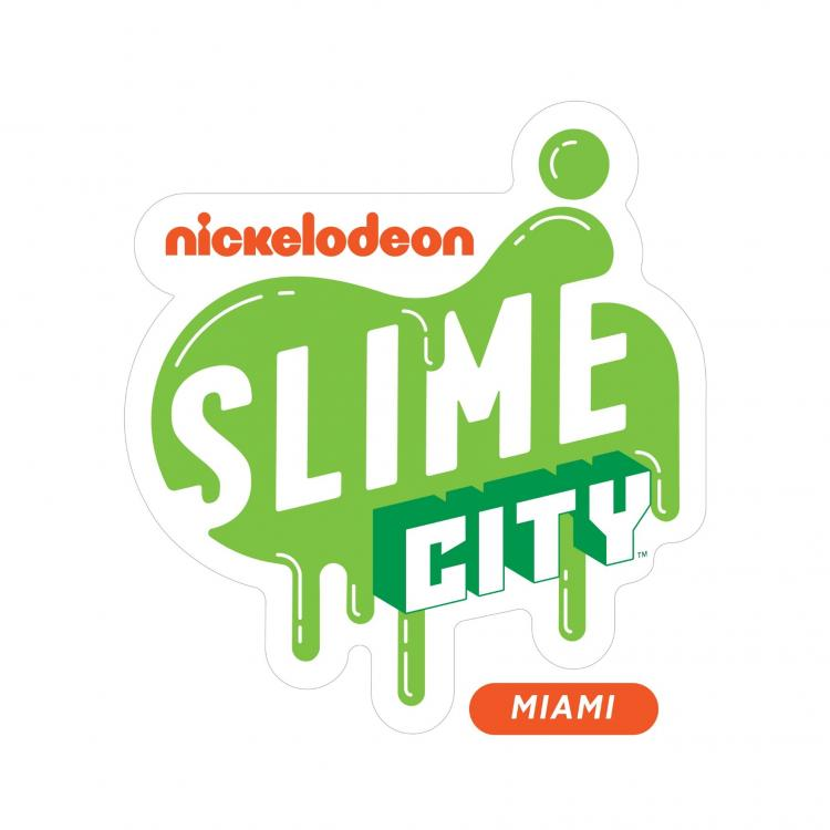 NICKELODEON HEADS TO MIAMI FOR SLIME CITY