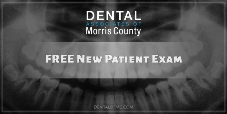 Special Offers from Dental Associates of Morris County