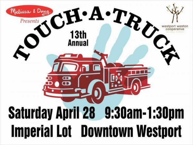 Melissa & Doug presents 13th Annual Co-op Touch-A-Truck