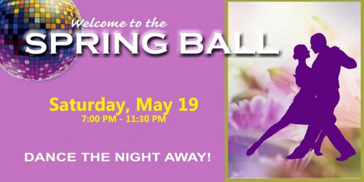 Spring Ball - Dance All Night!