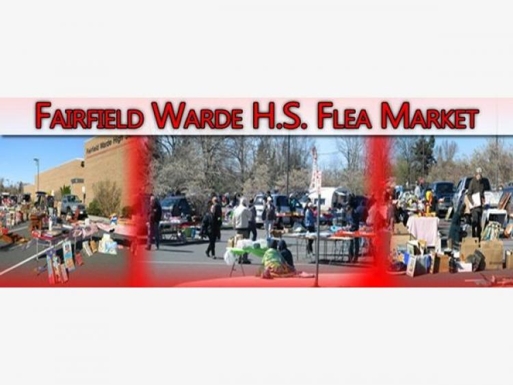 Fairfield Warde HS Flea Market
