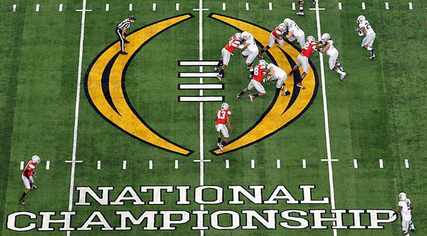 College Football Playoff National Championship Game
