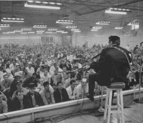 Johnny Cash at Folsom Prison Anniversary