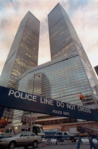 Anniversary of the World Trade Center Bombing of 1993