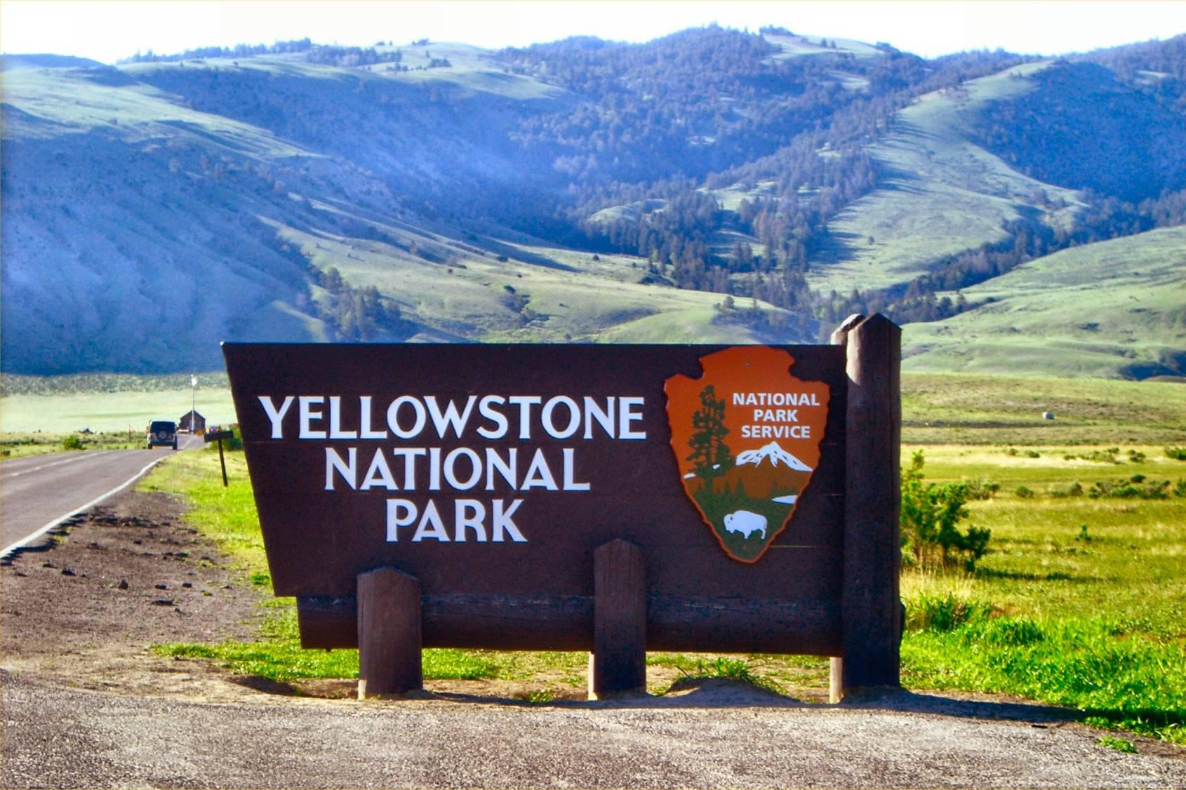 Yellowstone National Park Established Anniversary