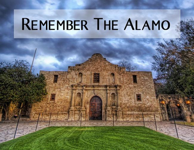 Fall of the Alamo Anniversary