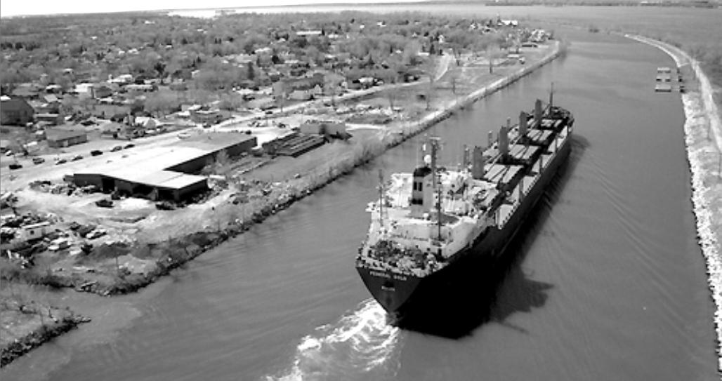 St Lawrence Seaway Act