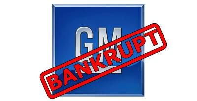 General Motors Corporation Bankruptcy