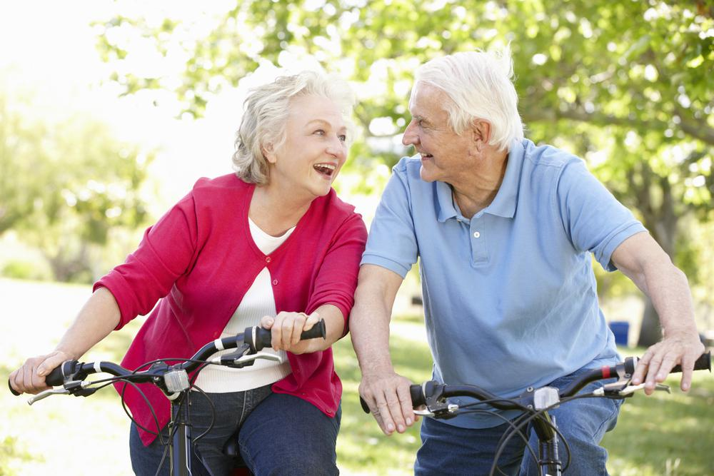 September is Healthy Aging Month
