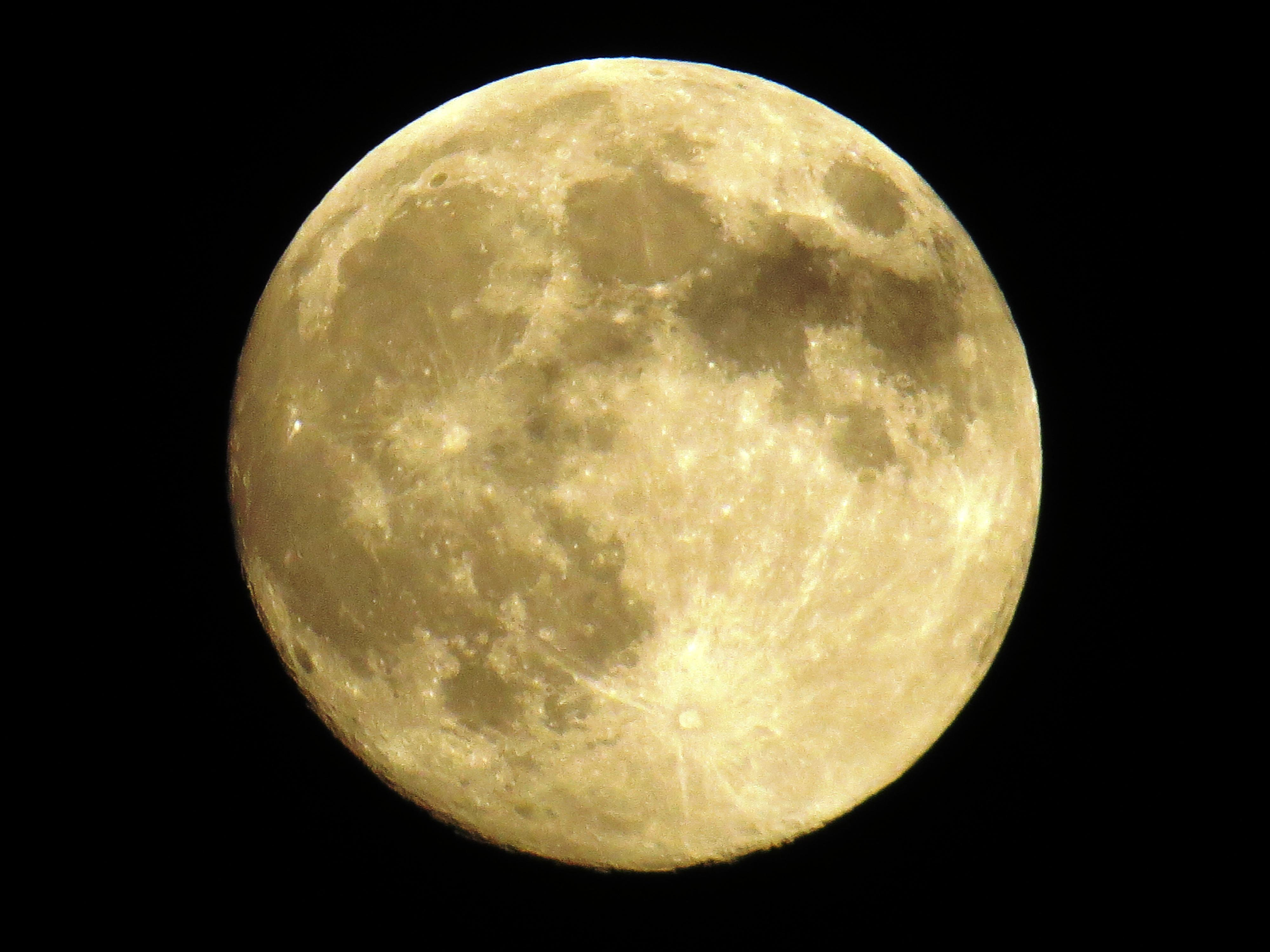Moon Phase: Full Moon/Cold Moon