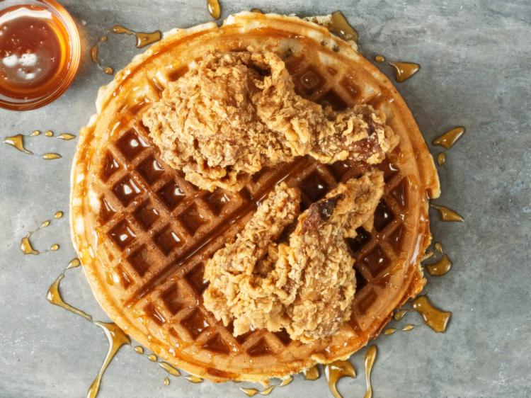 National Chicken And Waffles Day