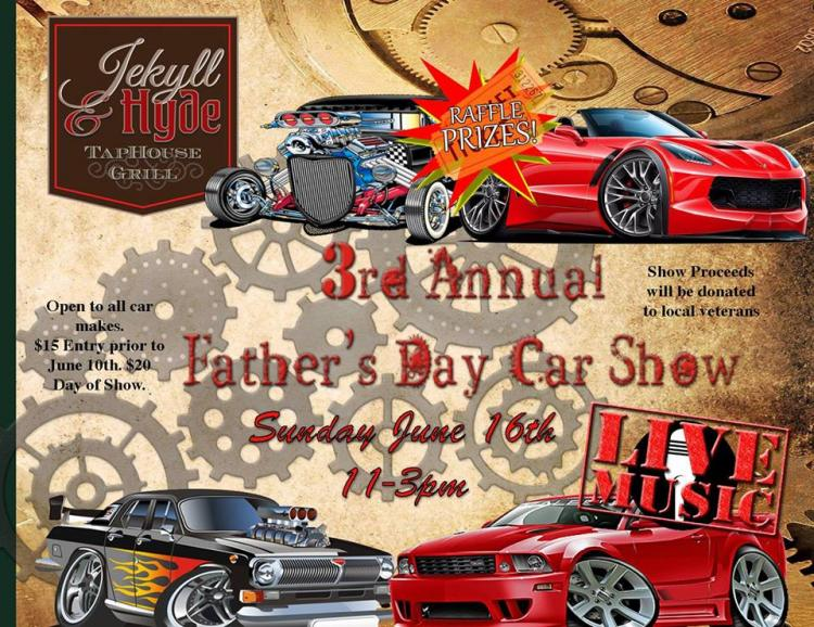 3rd Annual Father's Day Car Show