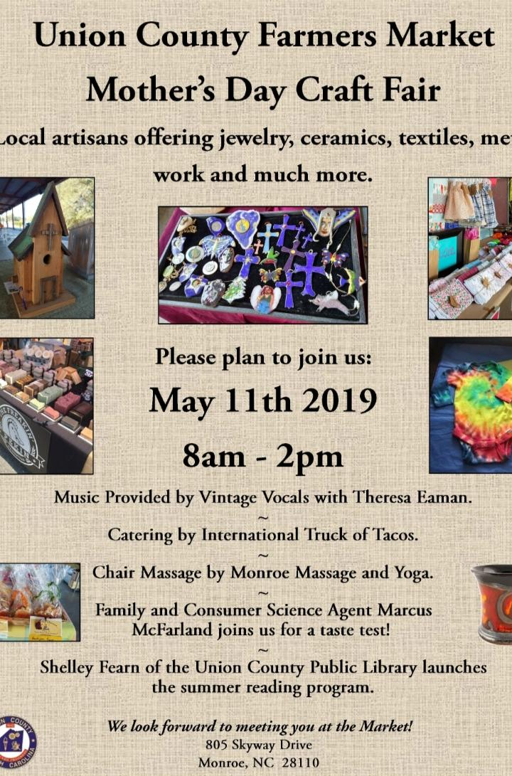 Mother's Day Fair Craft
