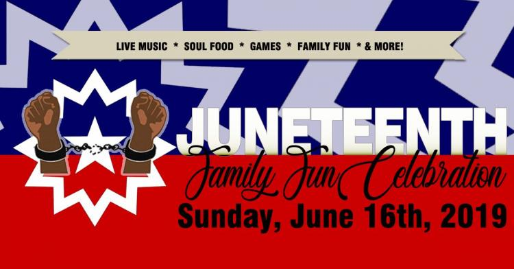 Juneteenth - Family Fun Day