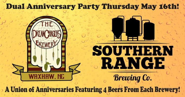 Dreamchasers and Southern Range Dual Anniversary Party!