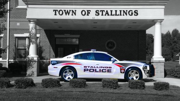 3rd Annual Stallings PD Charity Car Show