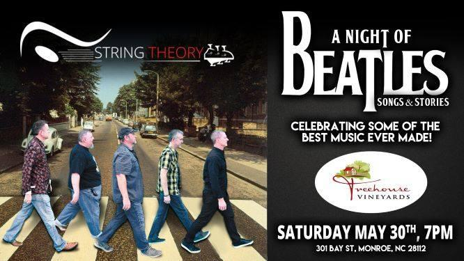 A Night of Beatles - String Theory