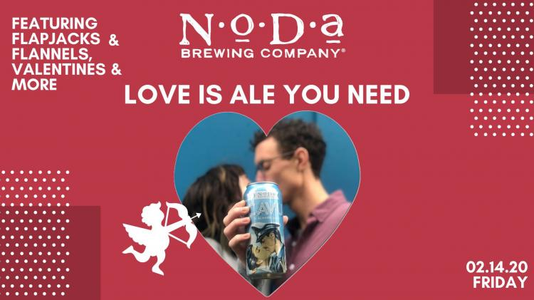 Love Is Ale You Need