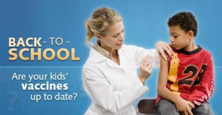 Free Immunization Awareness Presentation August 22 in Lago Vista