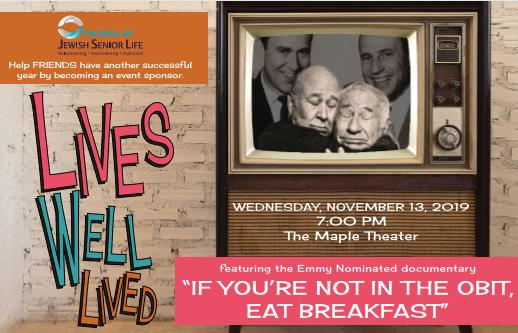Lives Well Lived Annual Event