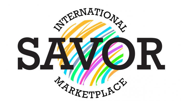 Savor the International Marketplace