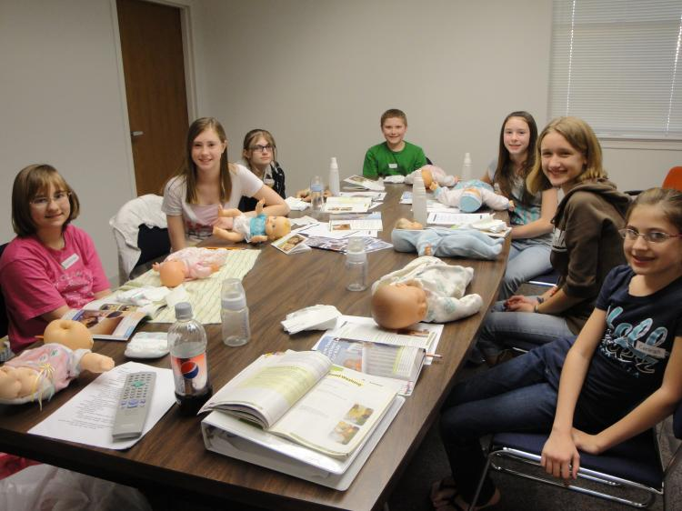 BABYSITTING CERTIFICATION -  Class Filled