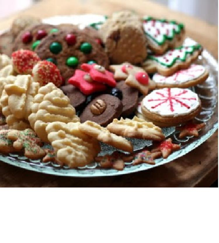HOLIDAY COOKIE WORKSHOP - Dec 3 - SPACES LIMITED