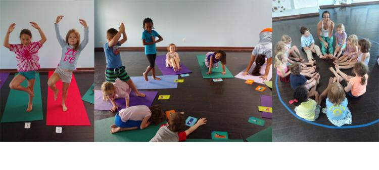 KIDS YOGA - Ages 6 -11