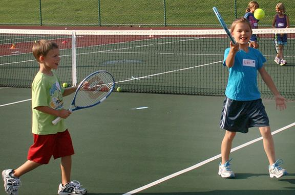 SPRING TENNIS - Kids, Youth & Adults