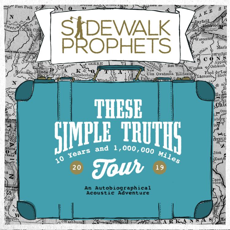 These Simple Truths Spring Tour