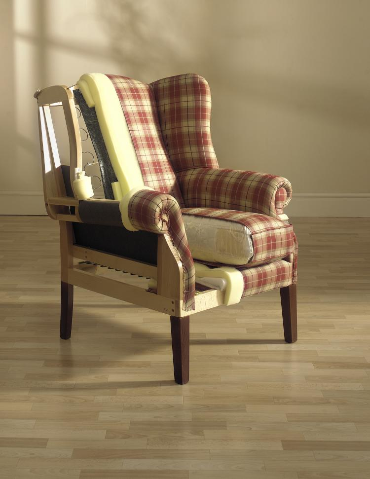 Creative Workshop: Basic Upholstery - Bring your own chair!