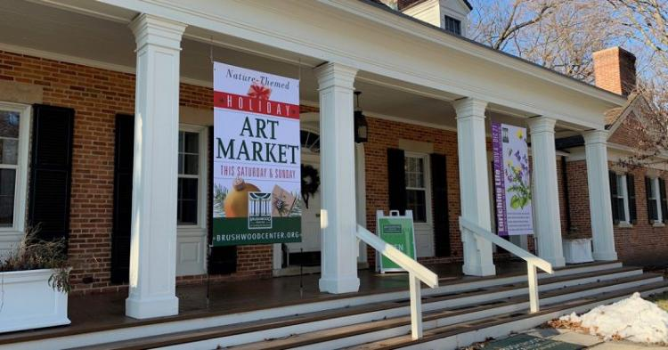 Nature-Themed Holiday Art Market