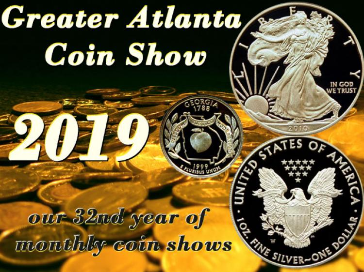 Greater Atlanta Coin Show