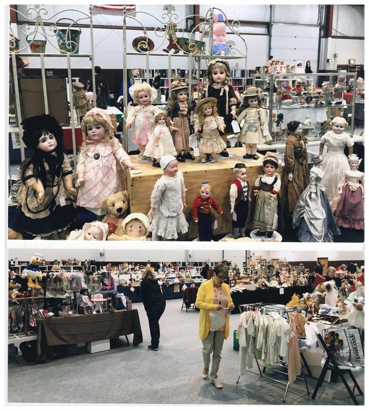 PARADE OF DOLLS AND BEARS SHOW AND SALE