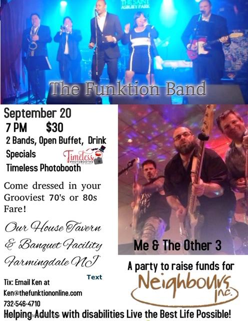 Dance Party with The Funktion Band