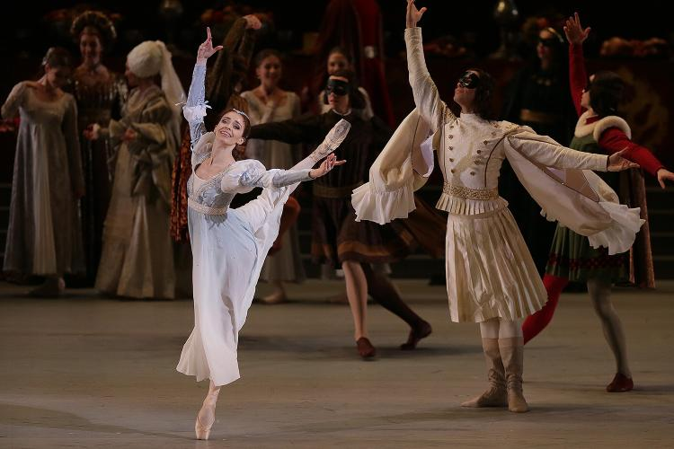 New Bolshoi Production of ROMEO AND JULIET in HD at Rosendale Theatre March 11