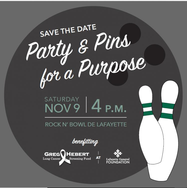 Party & Pins for a Purpose