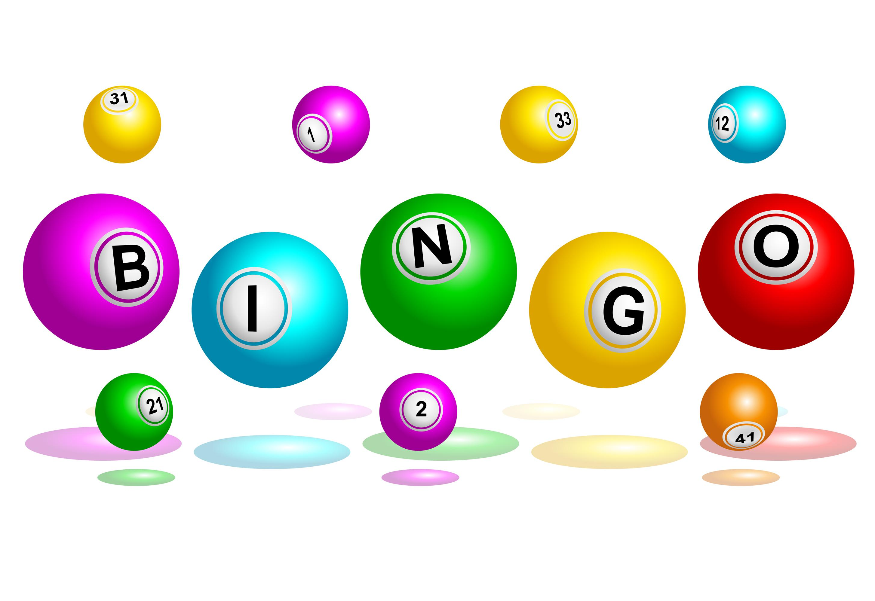 BINGO Friday -at the Gallatin Senior Citizen Center