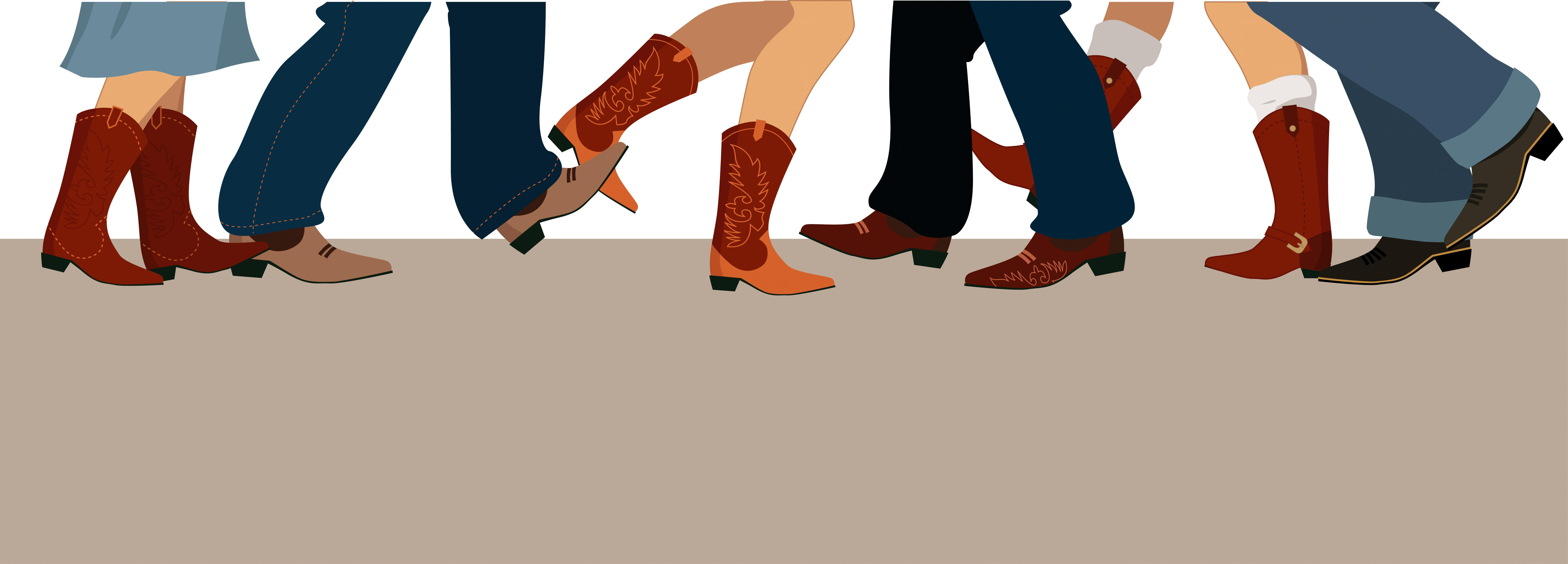 Gallatin Senior Citizen Center - Beginner Line Dance Class