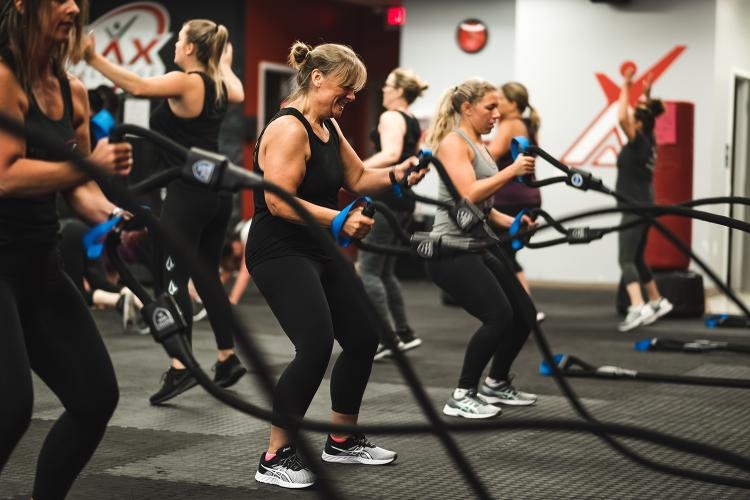 Experience the nation's MOST EFFECTIVE 45-minute workout with a free class!