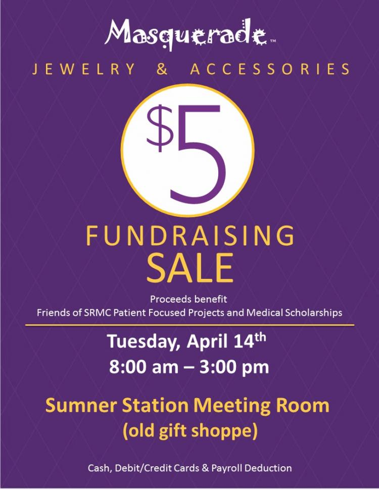 Masquerade $5 Jewelry at Sumner Station
