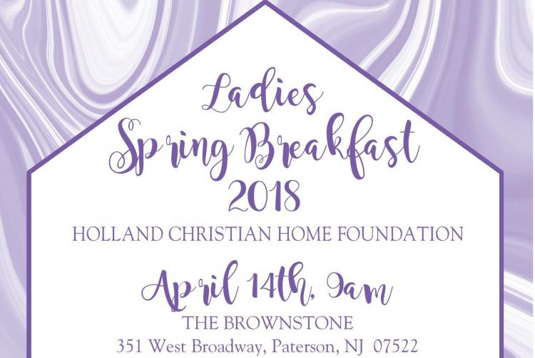 Ladies' Breakfast and Silent Auction