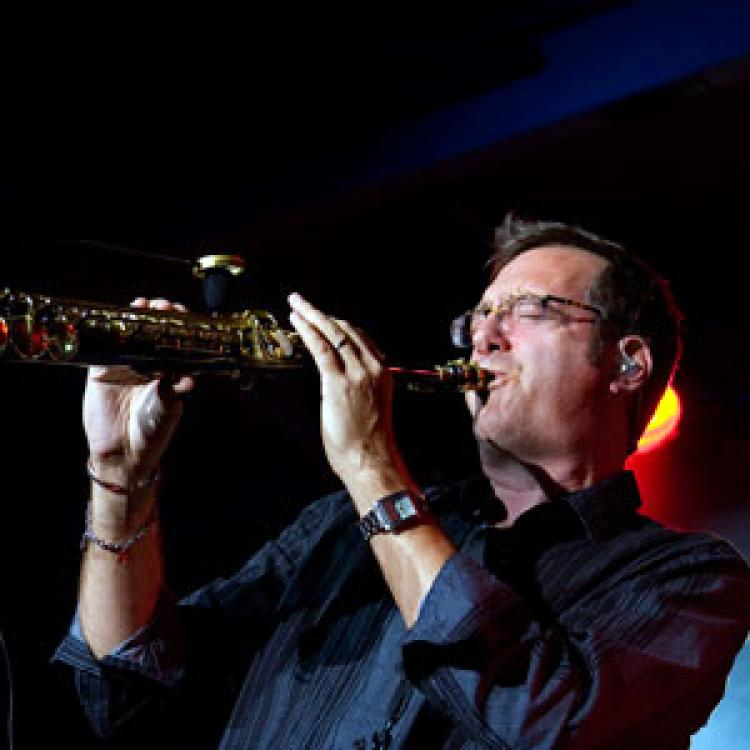 An Evening with Jazz Saxophonist Mitch Paliga