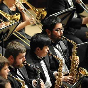 An Evening with the North Central College Big Band
