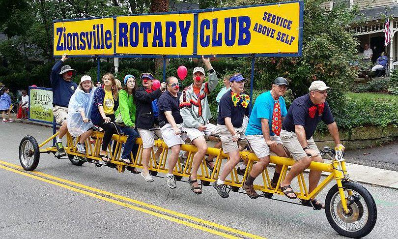 Zionsville Rotary Club Meeting