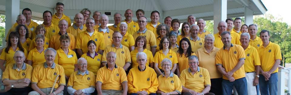 Zionsville Lions Club Meeting