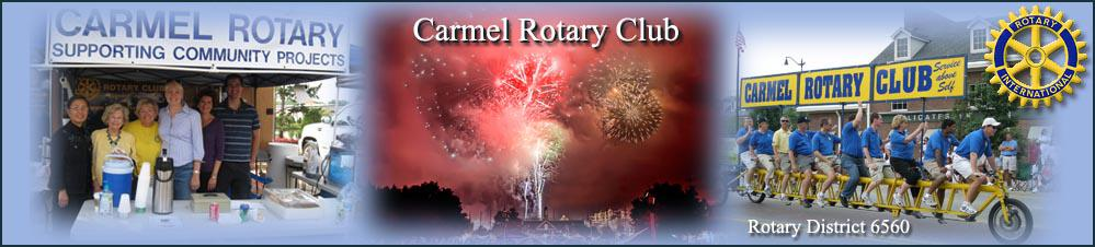 Carmel Rotary Club Meeting