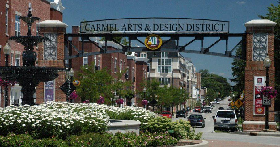 Second Saturday Gallery Walk in Carmel