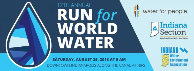 Run for World Water - Indianapolis