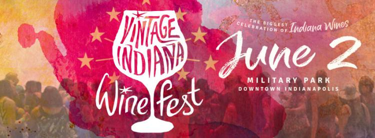 Vintage Indiana Wine & Food Festival - Military Park